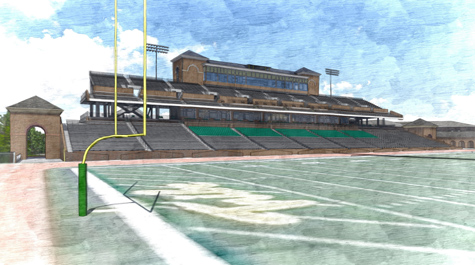 W&M raises $22 million toward stadium project