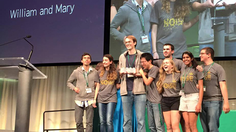 iGEM Grand Prize: Try to grasp 'the magnitude of what they have achieved'