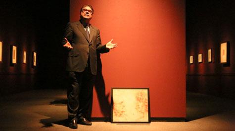 Muscarelle opens Leonardo da Vinci show
