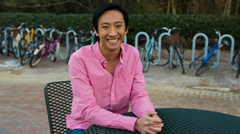 Zhang becomes second W&M student, first Asian-American elected to city council